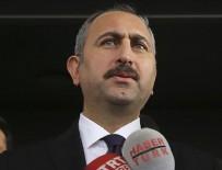 GRUP TOPLANTISI - Adalet Bakanı Gül'den 'ceza indirimi' açıklaması