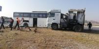 Afyonkarahisar'daki Otobüs Kazasının Nedeni Yoğun Sis
