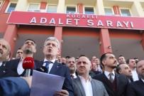 MEHMET ELLIBEŞ - AK Parti'den Anıtkabir'de Slogan Atan Gençlere Küfür Eden Şahıs Hakkında Suç Duyurusu