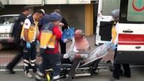 Antalya'da Cebine Koyduğu Sönmemiş Çakmakla Gömleği Yanan Engelli Yaralandı