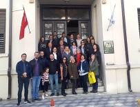 Atatürk Evi'ni Ziyaret Ettiler.