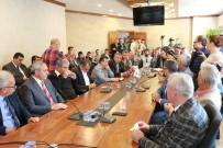 Başkan Böcek'ten 'Yerinde Tespit' Ziyareti