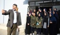 Başkan Kocaman Lise Öğrencileriyle Buluştu