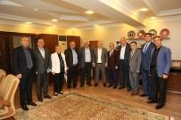 Başkan Muzaffer Bıyık, Mahalle Muhtarlarıyla Buluştu