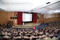 Bingöl'de 'Güvenlik Korucuları Hizmet İçi Eğitim' Programı