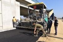 CENGIZ ERGÜN - Bülent Ecevit Köprülü Kavşak'ta Yan Yollara Asfalt Atılıyor