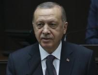 GRUP TOPLANTISI - Cumhurbaşkanı Erdoğan'dan milletvekillerine 'seçim bölgesi' uyarısı
