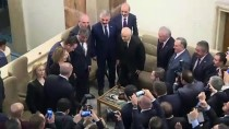 GRUP TOPLANTISI - Cumhurbaşkanı Erdoğan, MHP Genel Başkanı Bahçeli İle Görüştü