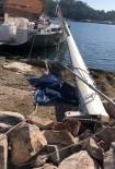 GÖCEK - Fethiye'de Yelkenli Teknenin Direğinin Devrilmesi Sonucu Bir İşçi Öldü