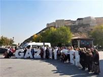 BALıKLı GÖL - Gülüçlü Kadınlar Şanlıurfa Ve Gaziantep Gezisine Başladı