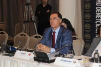 ŞEREF MALKOÇ - İslam İşbirliği Teşkilatı Ombudsmanlar Birliği Yönetim Kurulu Başkanı Şeref Malkoç Oldu