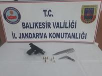Jandarmadan Silah Operasyon
