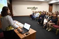 Konyaaltı'nda 'Kök Hücre Bağışı' Semineri