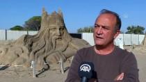 CEM KARACA - Kum Heykel Müzesi'nin Kapılarını 'Ruble' De Açacak