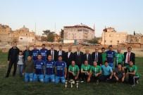 FUTBOL TURNUVASI - Kurumlar Arası Voleybol Turnuvası Sona Erdi