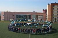 Mavi Balonlar 'Diyabeti Yenelim' Sloganıyla Gökyüzüne Bırakıldı