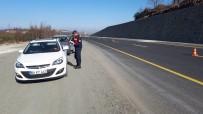 SAHİL YOLU - Ordu'daki Trafik Kazalarının Yarısı Aşırı Hızdan