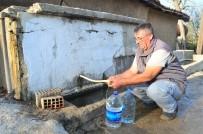 (Özel) Köyün Suları Kesildi, Vatandaş Taşımalı Suya Döndü
