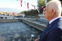OSMAN GÜRÜN - Seydikemer, Eşen Atıksu Arıtma Tesisi Açılışı Yapıldı