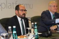 ANAYASA KOMİSYONU - Suriye Geçici Hükümeti Başkanı Suriye'nin Son Durumunu Değerlendirdi