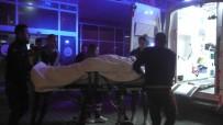 Tır Otomobille Çarpıştı Açıklaması 1 Ölü, 2 Yaralı