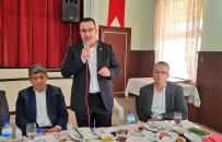 Türk Şeker Genel Müdürü Mücahit Alkan'dan Başkan Kanar'a Ziyaret