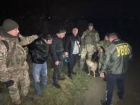 ODESSA - Ukrayna Sınırlarında 2'Si Türk 5 Kişi Yakalandı