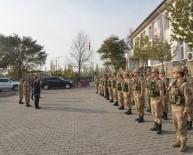 Vali Enver Ünlü, Jandarma Komutanlığını Ziyaret Etti