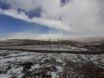 Ardahan'da Kar Hazırlıksız Yakaladı