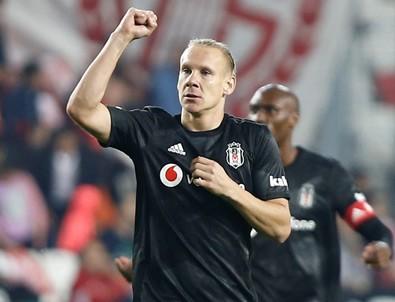 Beşiktaş Antalya engelini aştı