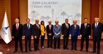 OSMAN GÜRÜN - CHP'li Büyükşehir Belediye Başkanları İzmir'de Toplandı