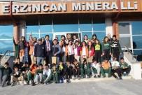 Doğa Koleji Öğrencilerinden Kızılay Minarelli Su İşletmesine Ziyaret