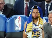 PHOENIX - Golden State Warriors'ta Stephen Curry 3 Ay Yok