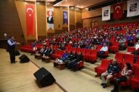 KARDEMİR'de İşçilere 'Çalışma Sevinci' Semineri Verildi