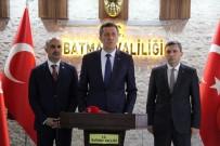 Milli Eğitim Bakanı Selçuk, Batman'da Eğitimcilerle Buluştu