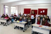 OMURİLİK FELÇLİLERİ - Öğrenciden Engelliler İçin Mavi Kapak Kampanyası