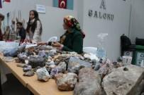 ABANT - (ÖZEL) Bolu'da Çıkarılan Dünyaca Ünlü 'Kalsedon Taşı' Ekonomiye Kazandırılıyor