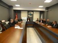 Pazaryeri'nde Belediye Meclis Toplantısı Gerçekleşti