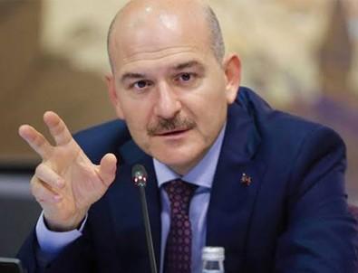 Bakan Süleyman Soylu: 'Biz kimsenin DEAŞ mensubunun oteli değiliz'