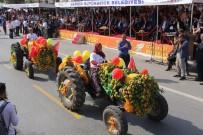 Uluslararası Mersin Narenciye Festivali Renkli Görüntülerle Başladı