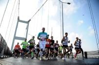 Vodafone 41. İstanbul Maratonu'nda Heyecan Yarın
