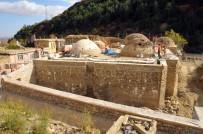 AKŞEHİR BELEDİYESİ - Akşehir'de Tescilli Yukarı Hamam Restore Ediliyor