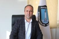 Antalya Otobüsçüler Odası'ndan Patenci Gençlerin Darp Edilmesine İlişkin Açıklama