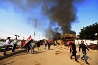 BIBER GAZı - Bağdat'taki Güvenlik Güçleri Ahrar Köprüsü'nü Kontrol Altına Aldı