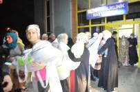 Bakırköy Doktor Sadi Konuk Eğitim Ve Araştırma Hastanesinde Çıkan Yangın Korkuttu