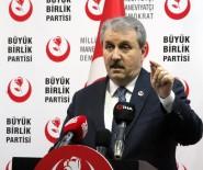 ERKEN EMEKLİLİK - BBP Genel Başkanı Destici Açıklaması 'Sineyi Millet Sizi Kabul Eder Mi, Siz Dönseniz Dönseniz Sineyi PKK'ya Dönersiniz'