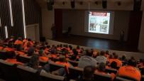 KAYAŞEHİR - Belediye Çalışanları Depreme Karşı Bilinçleniyor