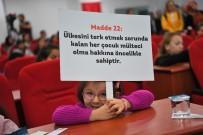 BEYLIKDÜZÜ BELEDIYESI - Beylikdüzü'ndeki Çocuklar Yönetimde De Söz Sahibi