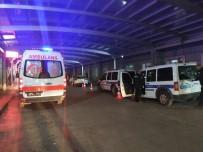 Bursa'da Kapıcı Ve Yönetici Kavgasında Baltalar Konuştu Açıklaması 1 Polis Yaralı