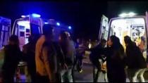 Bursa'da Traktörle Çarpışan Otomobilin Sürücüsü Hayatını Kaybetti